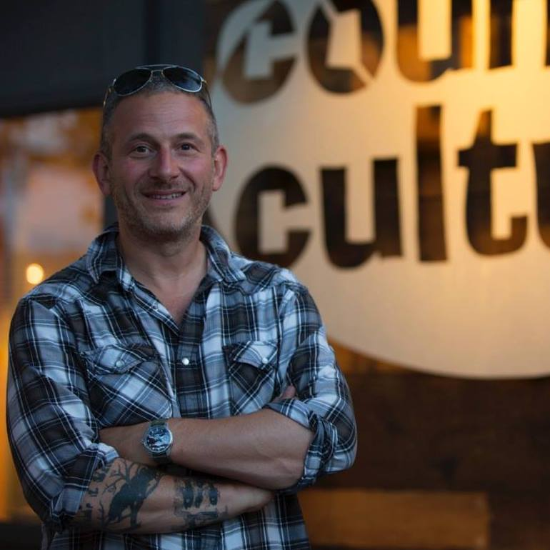 Jason, Counter Culture Cafe